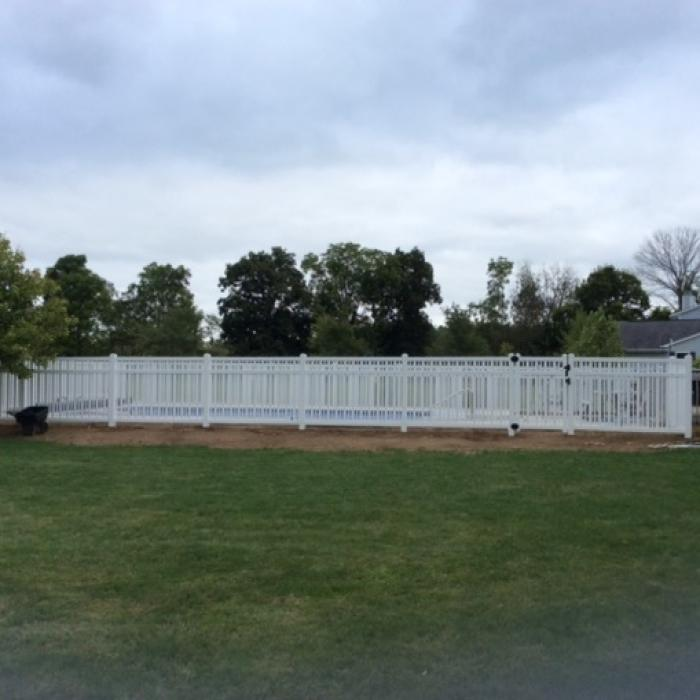 Atlantis Pool Fence - 5' High