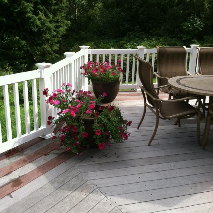 Berkshire Railing - 36'' High