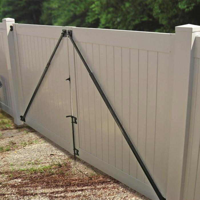 Outdoor Gate Accessories - Adjustable Gate Brace Kit