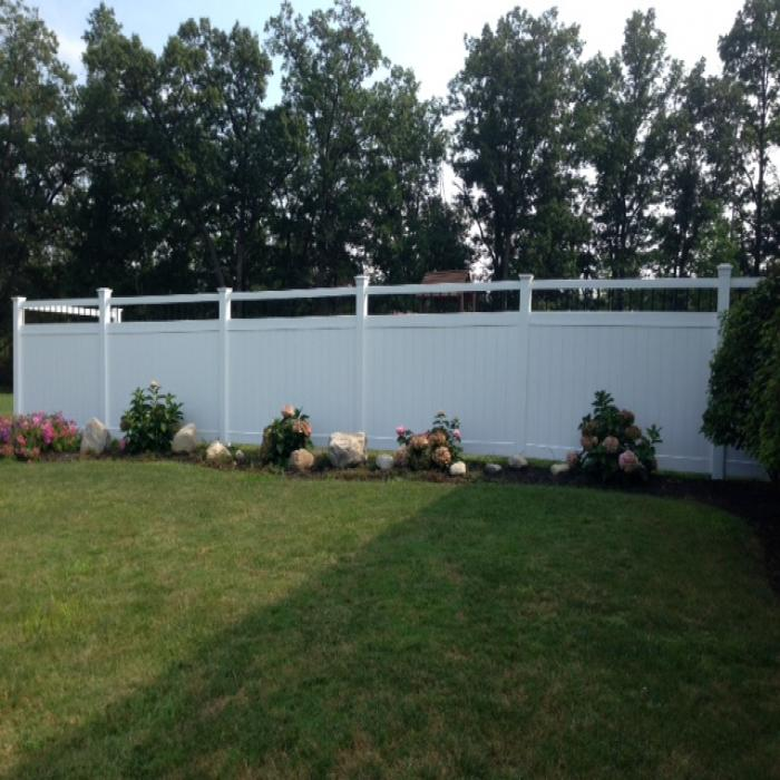 Bradford Privacy Fence - 5' High