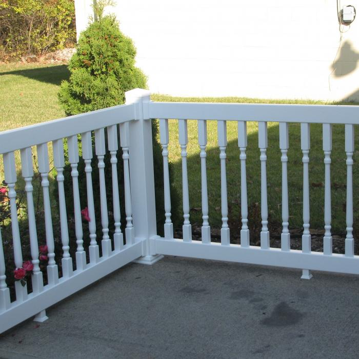 Burlington Railing - 36'' High
