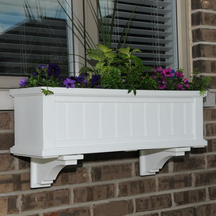 Flower Boxes - Cape Cod