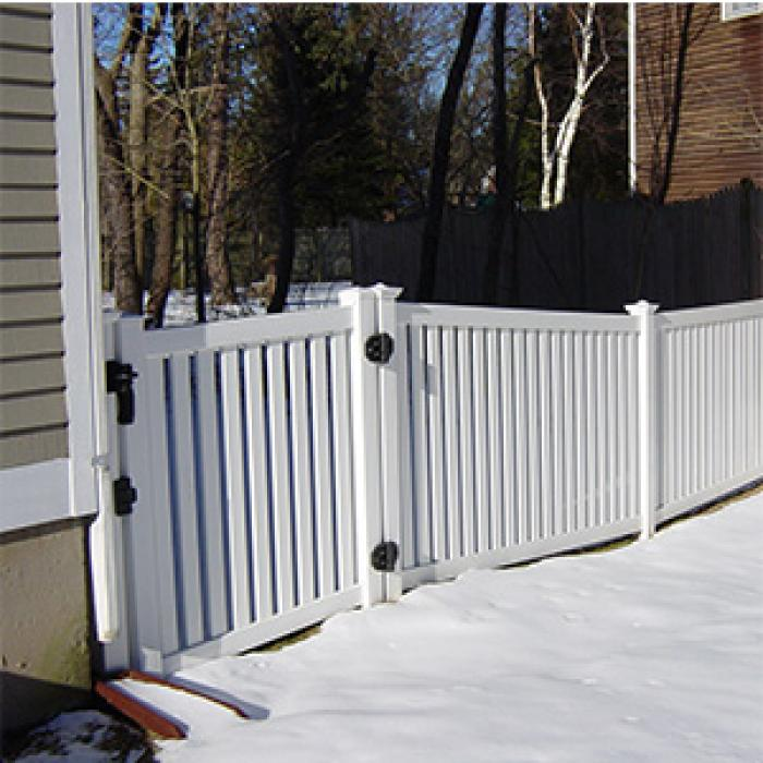 Crestview Pool Fence - 4' High