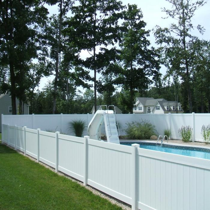 Savannah Privacy Fence - 4' High