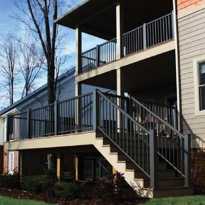 "Fairlawn Railing - 42"" High"