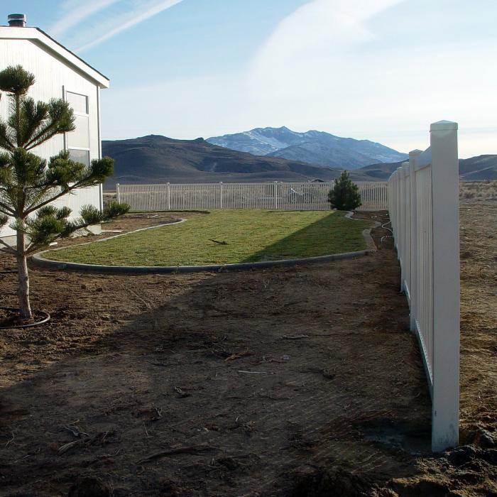 Williamsport Pool Fence - 4' High