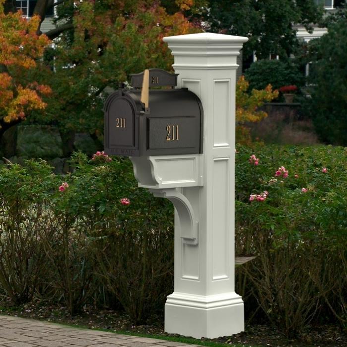 Mailbox Posts - Liberty