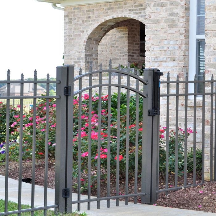 Middleport Aluminum Fence - 5' High