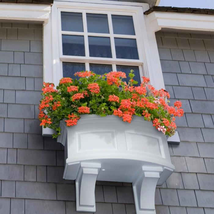 Flower Boxes - Nantucket