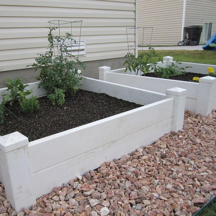 Raised Garden Beds - Pomeroy