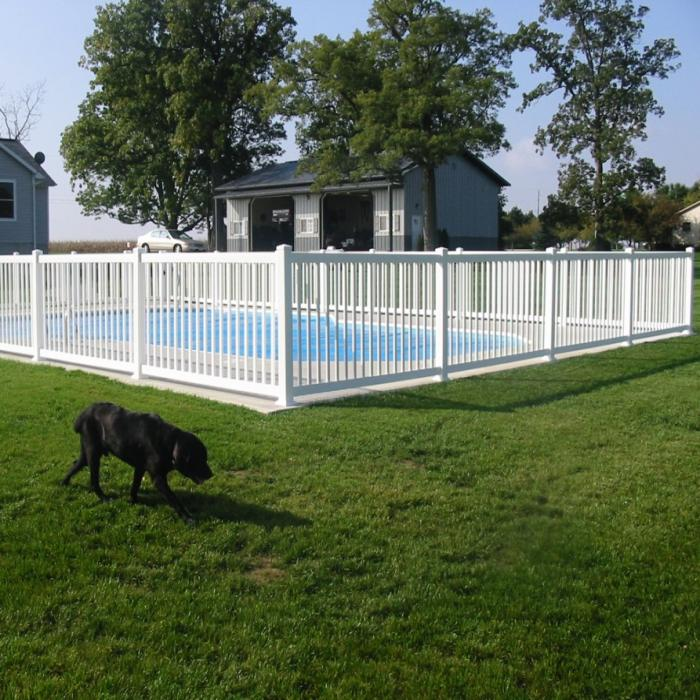 Neptune Pool Fence - 4' High