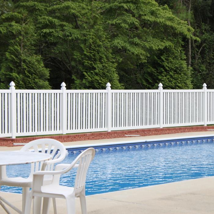 Sarasota Pool Fence - 4' High
