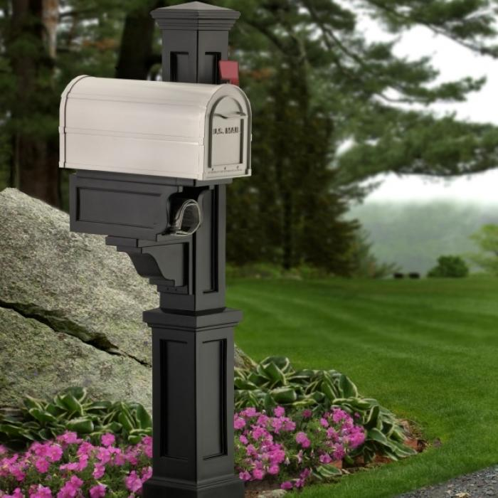 Mailbox Posts - Rockport Single
