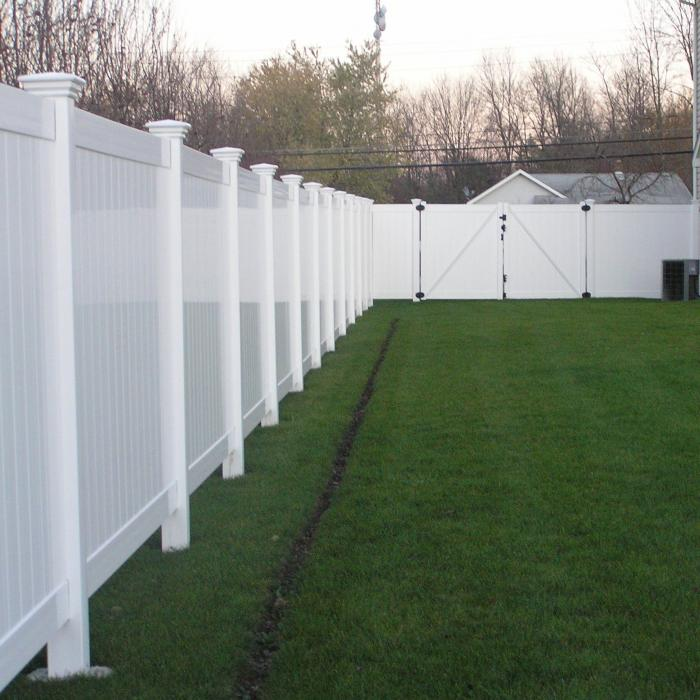 Savannah Privacy Fence - 6' High