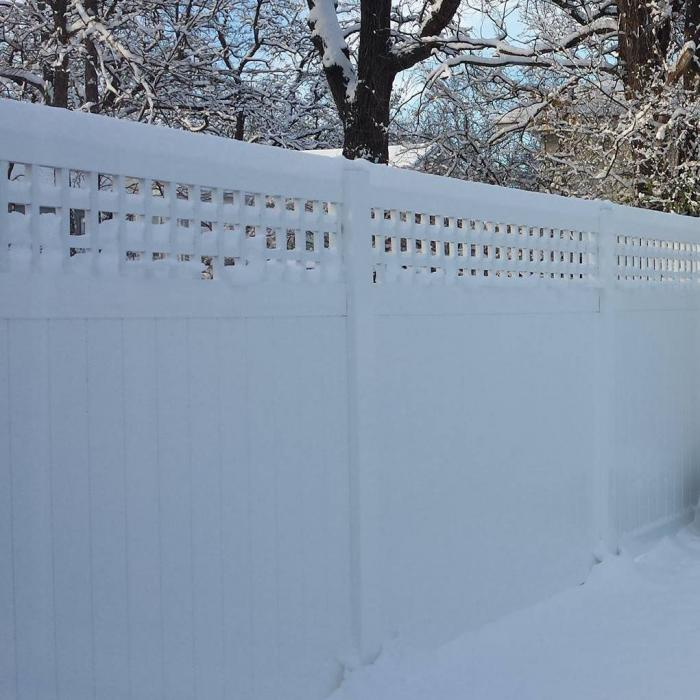 Scottsdale Privacy Fence - 5' High