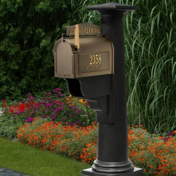 Mailbox Posts - Statesville