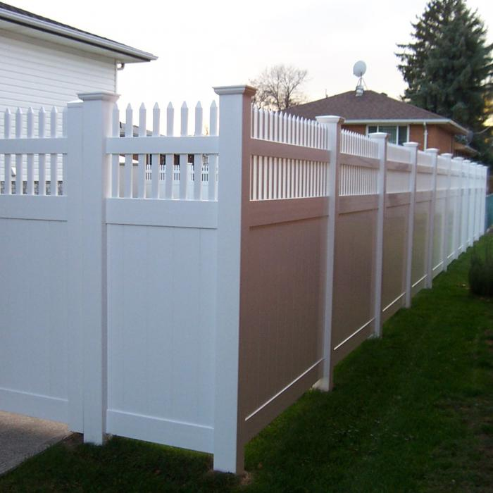 Tremont Privacy Fence - 5' High