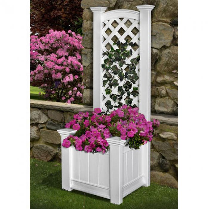Trellis - Kensington (with Planter)