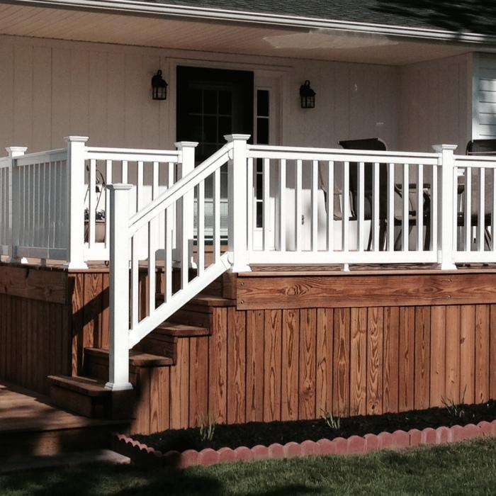 Washington Railing - 36'' High