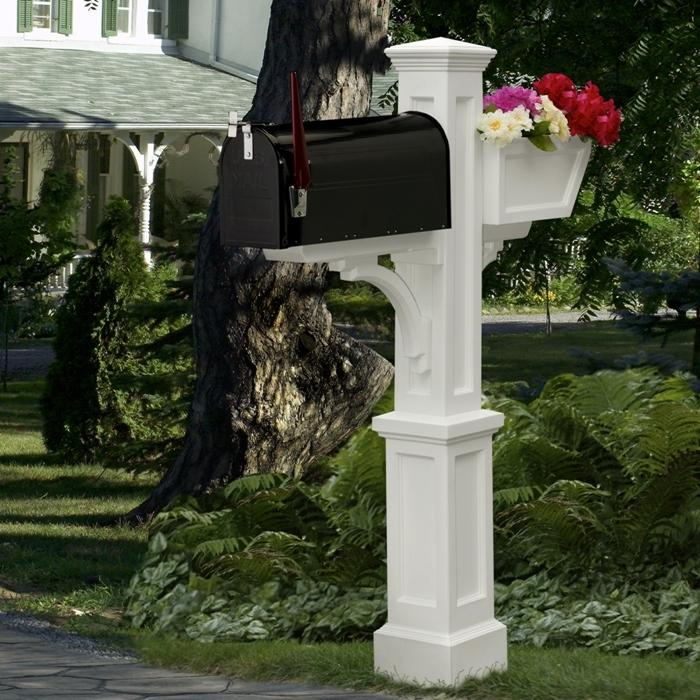Mailbox Posts - Westbrook Plus