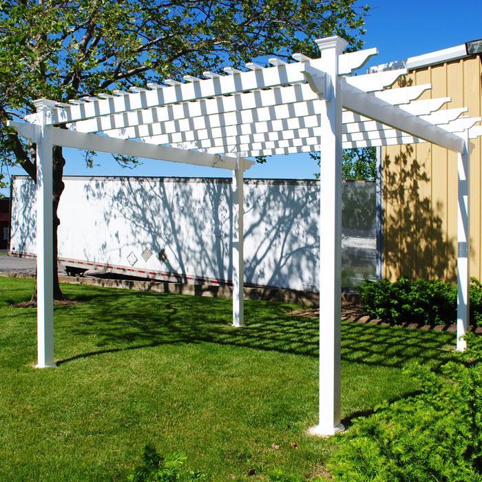 Freestanding Pergolas - Weston (single beam)