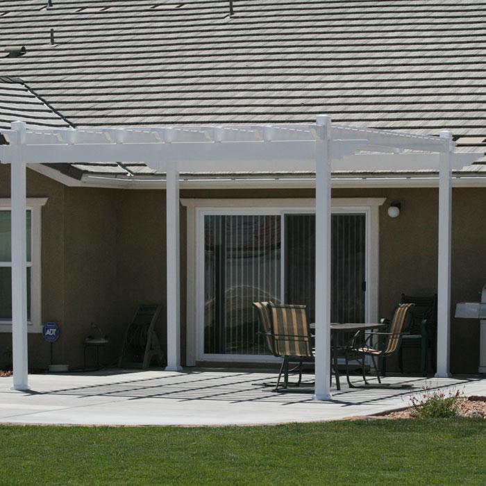 "the westona""¢ freestanding pergola patio cover"