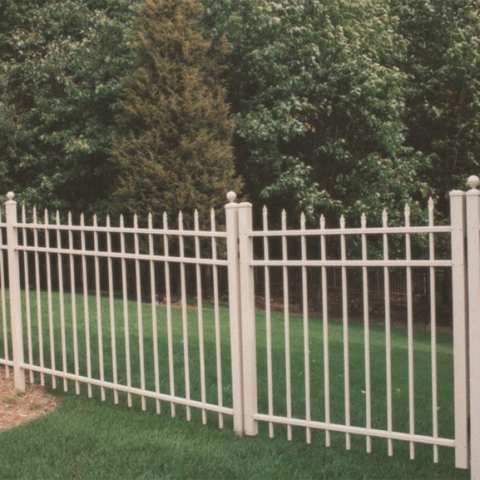 Marietta Aluminum Fence - 5' High