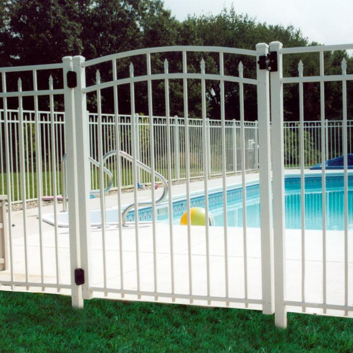 Toledo Aluminum Fence - 4' High