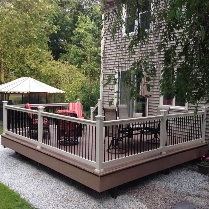 Wiltshire Railing - 42'' High