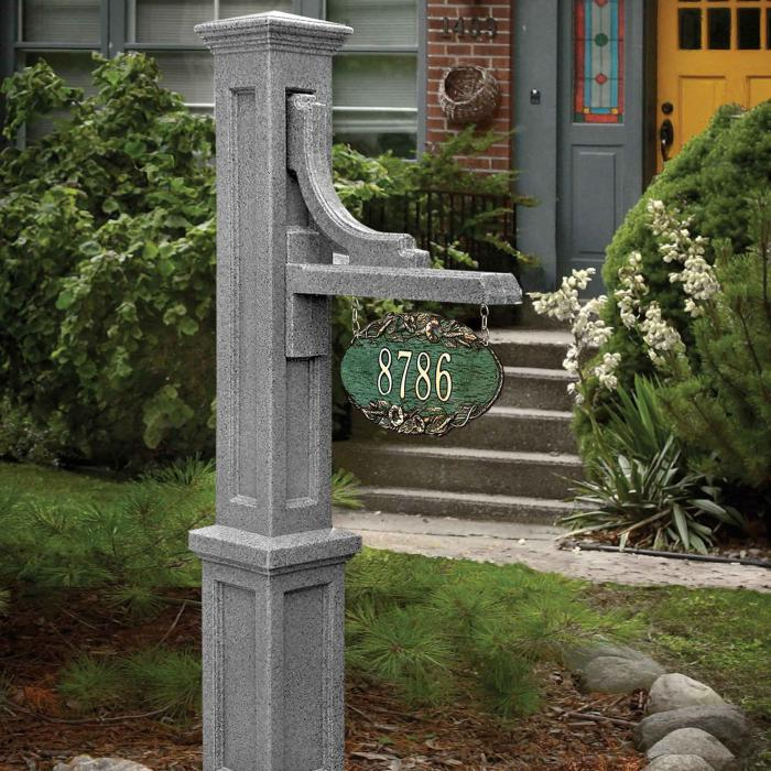 Address Posts and Signs - Woodhaven