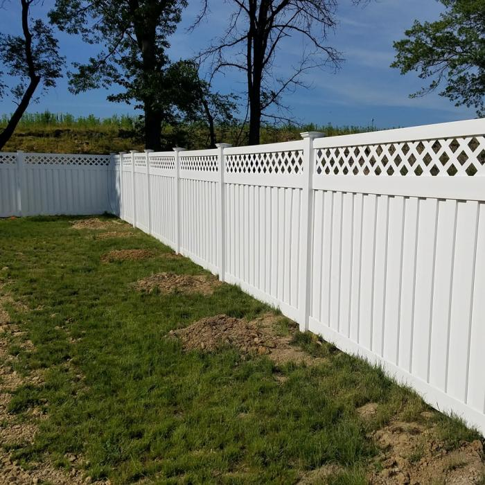 Privacy fence clearwater weatherables