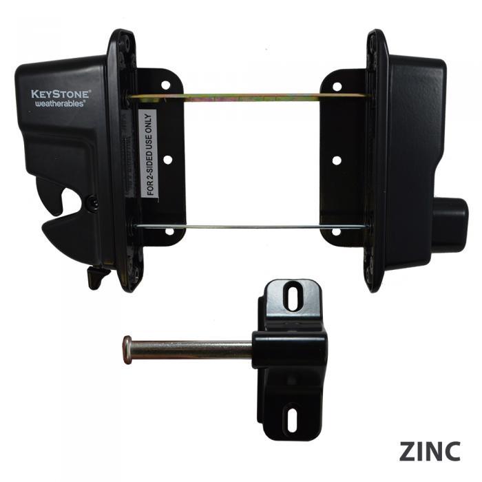 Keystone Advantage Two Sided Lockable Latch Accessories
