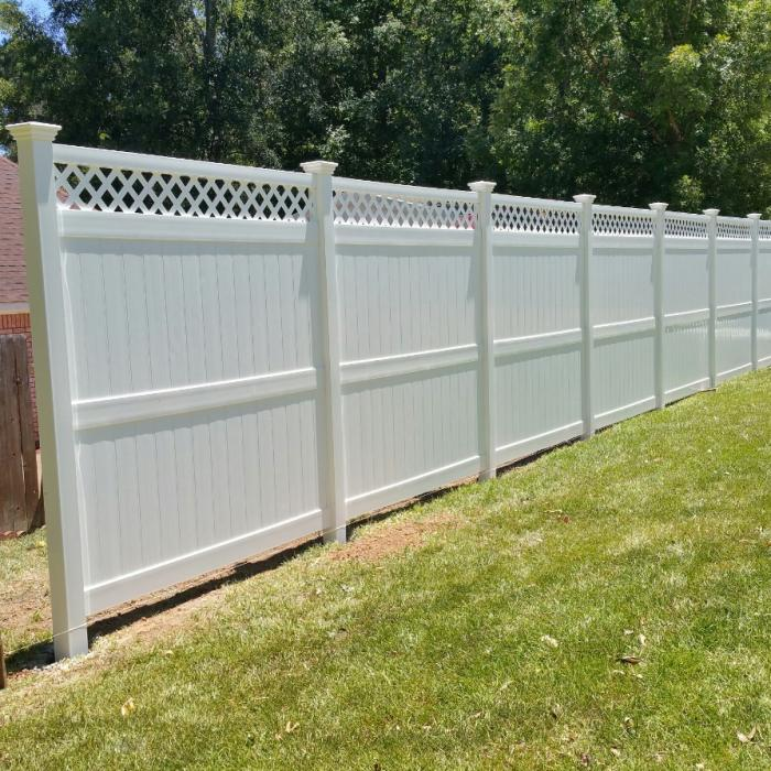 8 Privacy Fence Ashton Weatherables