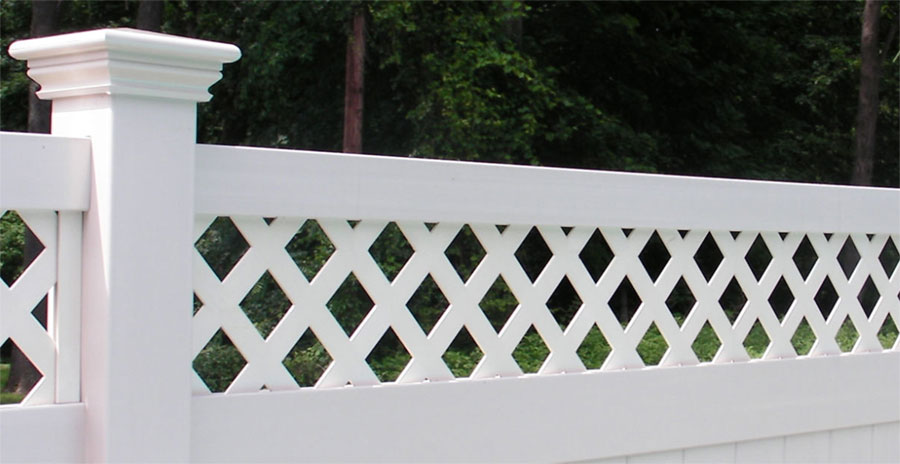Vinyl Privacy Fencing Durable Privacy Fence Weatherables