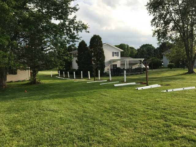 Installing A Vinyl Fence Here S How To Find The Right