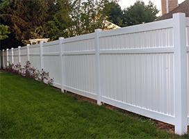 Davenport Semi-Privacy Fence