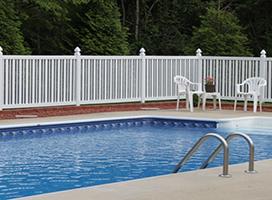 Sarasota Pool Fence