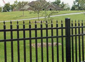 Glouster Aluminum Fence