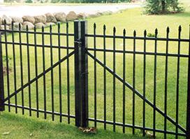 Marietta Aluminum Fence