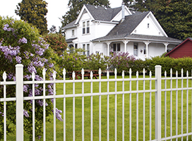 Middleport Aluminum Fence
